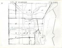Map Image 021, Milwaukee County 1961